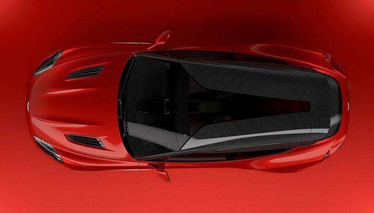 Aston Martin Vanquish Zagato Shooting Brake, spaziosa e sportiva - Foto 3 di 11