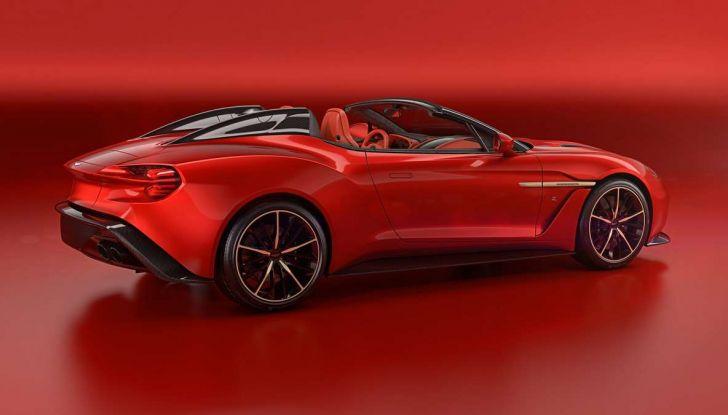 Aston Martin Vanquish Zagato Shooting Brake, spaziosa e sportiva - Foto 6 di 11