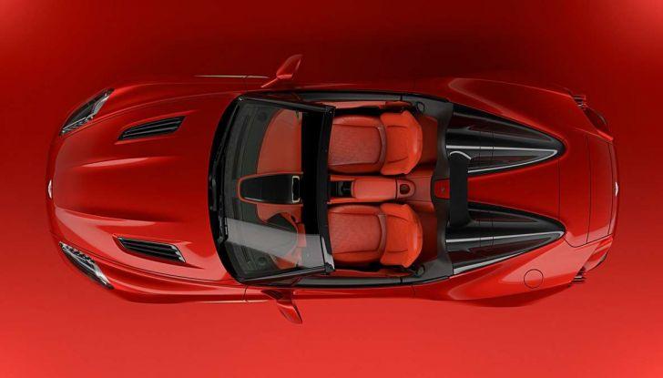Aston Martin Vanquish Zagato Shooting Brake, spaziosa e sportiva - Foto 7 di 11