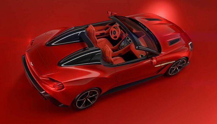 Aston Martin Vanquish Zagato Shooting Brake, spaziosa e sportiva - Foto 8 di 11