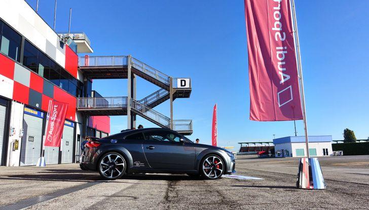 Audi Sport Road'n'Track: dalla strada alla pista con la gamma Audi RS - Foto 17 di 31