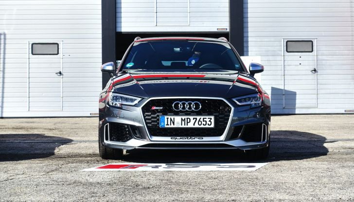 Audi Sport Road'n'Track: dalla strada alla pista con la gamma Audi RS - Foto 10 di 31