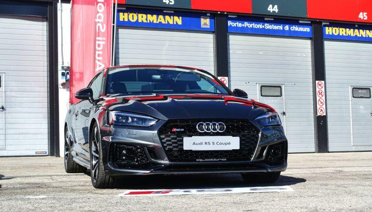 Audi Sport Road'n'Track: dalla strada alla pista con la gamma Audi RS - Foto 13 di 31