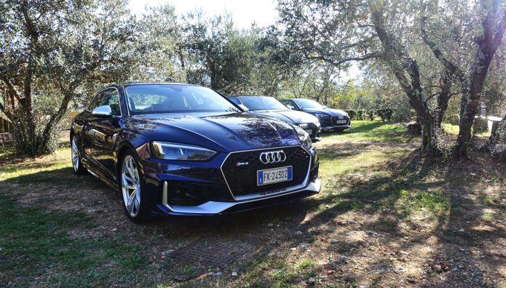 Audi Sport Road'n'Track: dalla strada alla pista con la gamma Audi RS - Foto 20 di 31