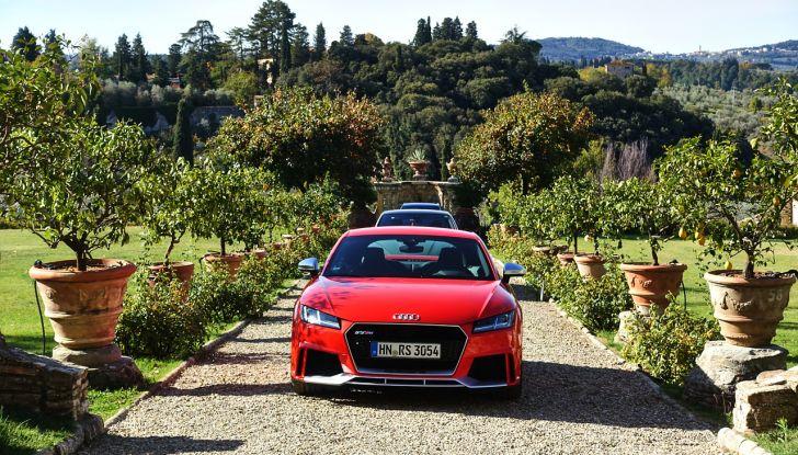 Audi Sport Road'n'Track: dalla strada alla pista con la gamma Audi RS - Foto 7 di 31