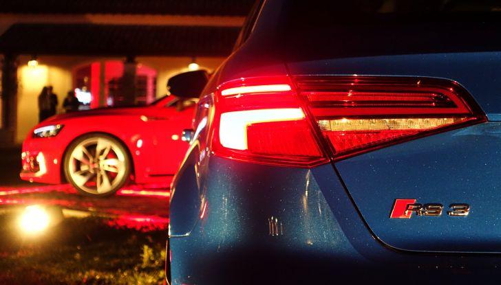 Audi Sport Road'n'Track: dalla strada alla pista con la gamma Audi RS - Foto 9 di 31