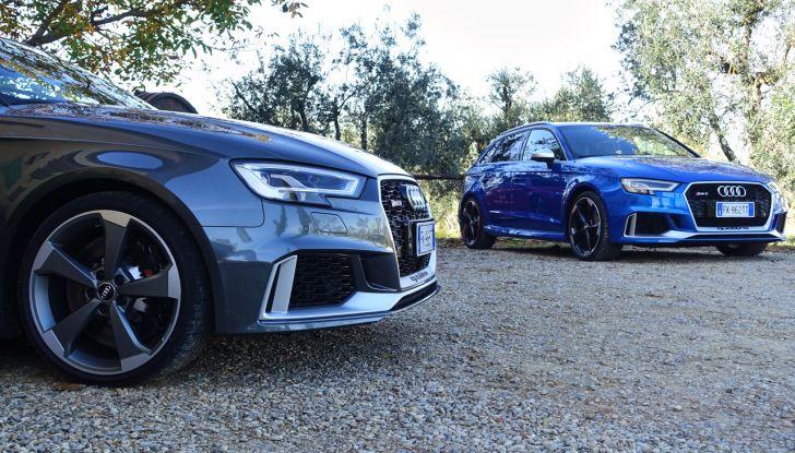 Audi Sport Road'n'Track: dalla strada alla pista con la gamma Audi RS - Foto 6 di 31