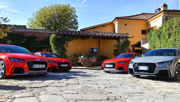Audi Sport Road'n'Track: dalla strada alla pista con la gamma Audi RS - Foto 15 di 31