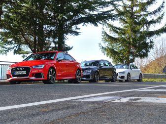 Audi Sport Road'n'Track: dalla strada alla pista con la gamma Audi RS