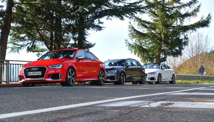 Audi Sport Road'n'Track: dalla strada alla pista con la gamma Audi RS - Foto 18 di 31