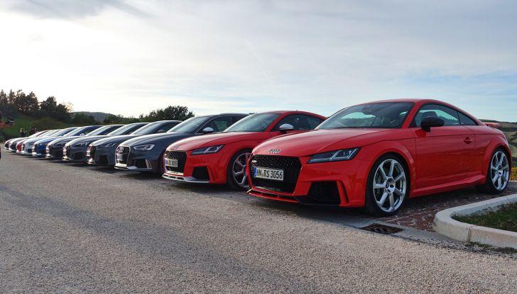 Audi Sport Road'n'Track: dalla strada alla pista con la gamma Audi RS - Foto 8 di 31