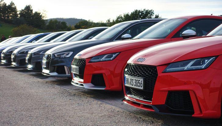 Audi Sport Road'n'Track: dalla strada alla pista con la gamma Audi RS - Foto 3 di 31