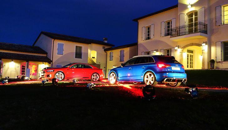 Audi Sport Road'n'Track: dalla strada alla pista con la gamma Audi RS - Foto 27 di 31