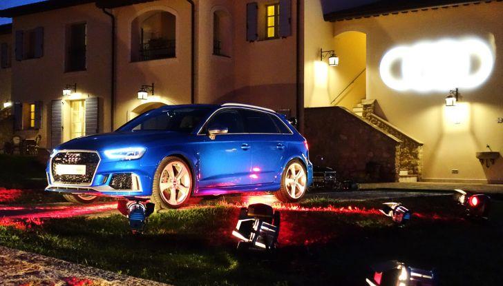 Audi Sport Road'n'Track: dalla strada alla pista con la gamma Audi RS - Foto 30 di 31