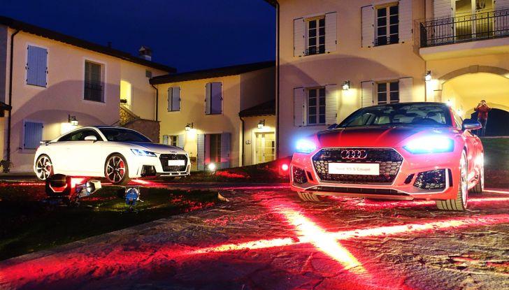 Audi Sport Road'n'Track: dalla strada alla pista con la gamma Audi RS - Foto 31 di 31