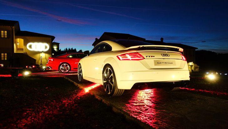 Audi Sport Road'n'Track: dalla strada alla pista con la gamma Audi RS - Foto 19 di 31