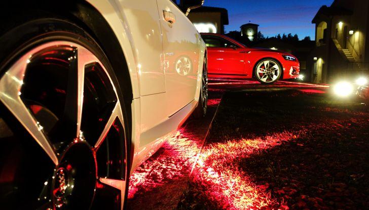 Audi Sport Road'n'Track: dalla strada alla pista con la gamma Audi RS - Foto 21 di 31