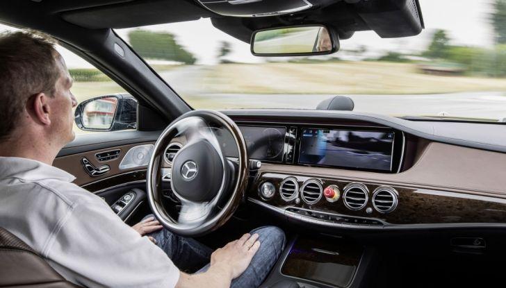 Auto a guida autonoma, a che punto siamo in Italia? - Foto 6 di 10