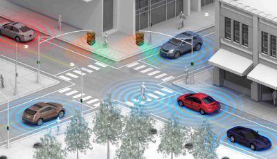 In Italia al via i test sulla guida autonoma