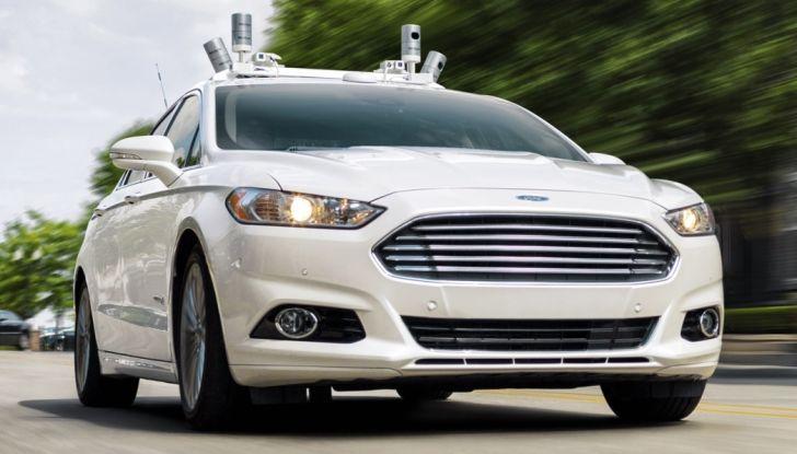 Uber, una città-test per le auto a guida autonoma - Foto 3 di 10