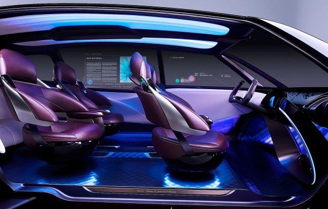 Auto a idrogeno, arriva la Fine-Comfort Ride di Toyota - Foto 2 di 15