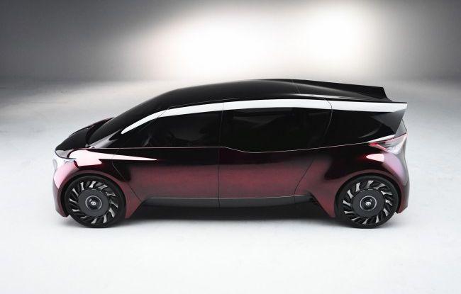 Auto a idrogeno, arriva la Fine-Comfort Ride di Toyota - Foto 9 di 15