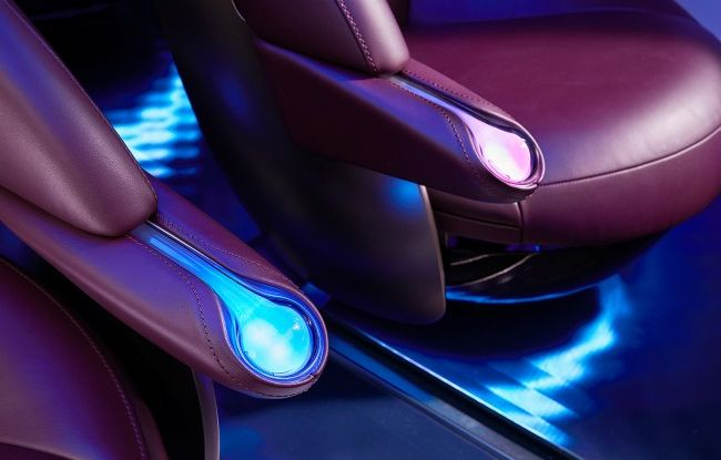 Auto a idrogeno, arriva la Fine-Comfort Ride di Toyota - Foto 14 di 15