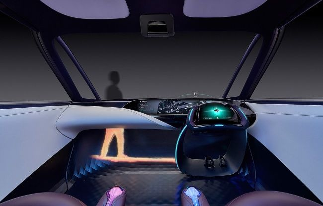 Auto a idrogeno, arriva la Fine-Comfort Ride di Toyota - Foto 15 di 15