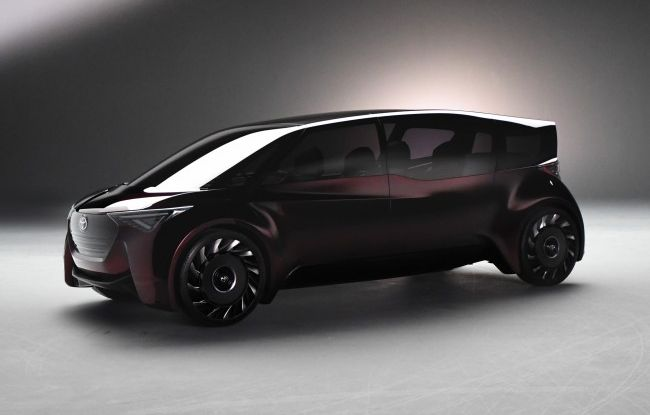 Auto a idrogeno, arriva la Fine-Comfort Ride di Toyota - Foto 11 di 15