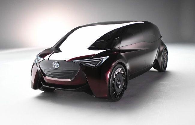 Auto a idrogeno, arriva la Fine-Comfort Ride di Toyota - Foto 7 di 15