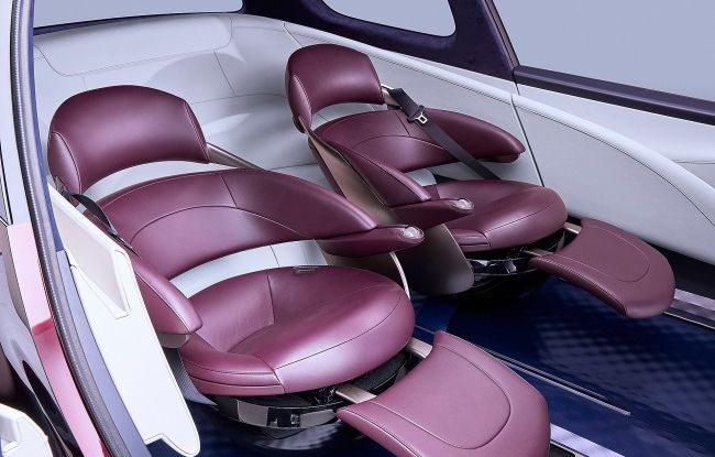 Auto a idrogeno, arriva la Fine-Comfort Ride di Toyota - Foto 6 di 15