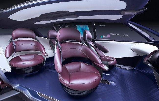 Auto a idrogeno, arriva la Fine-Comfort Ride di Toyota - Foto 8 di 15