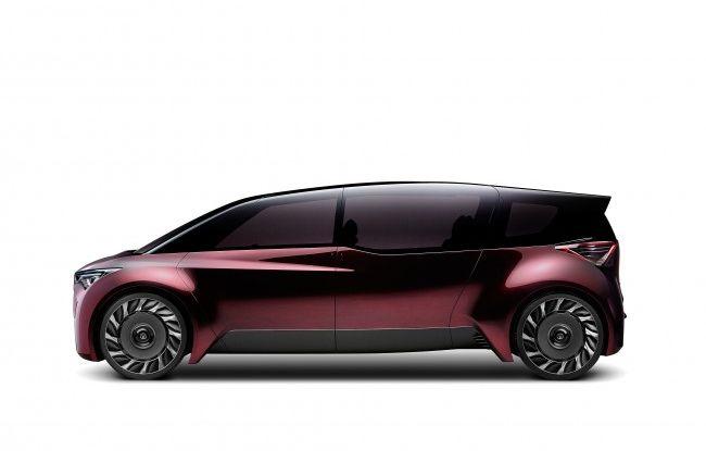 Auto a idrogeno, arriva la Fine-Comfort Ride di Toyota - Foto 5 di 15
