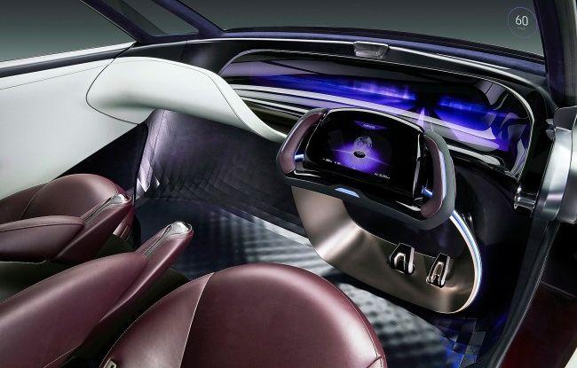 Auto a idrogeno, arriva la Fine-Comfort Ride di Toyota - Foto 10 di 15