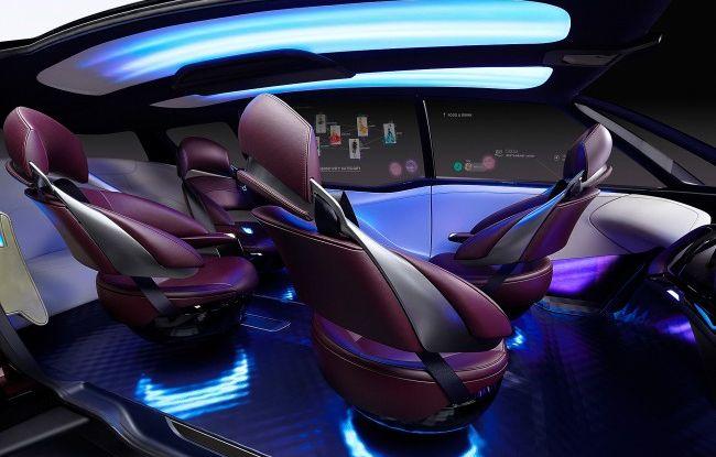 Auto a idrogeno, arriva la Fine-Comfort Ride di Toyota - Foto 12 di 15