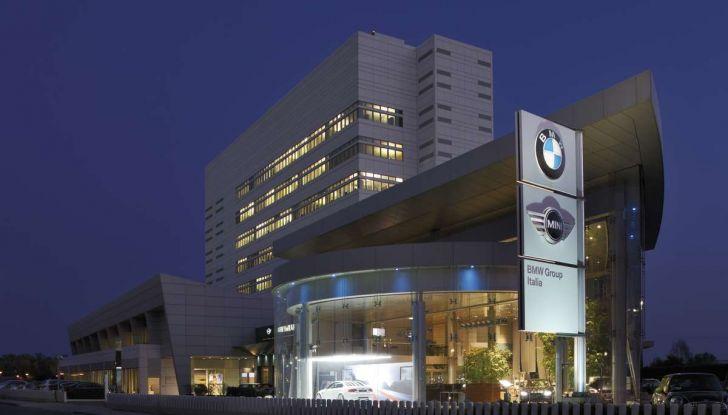 BMW Italia, nuovi incarichi per Federico Izzo, Salvatore Nicola Nanni e Stefano Ronzoni - Foto 3 di 5