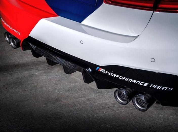 La nuova BMW M5 xDrive è Safety Car della MotoGP 2018 - Foto 6 di 16