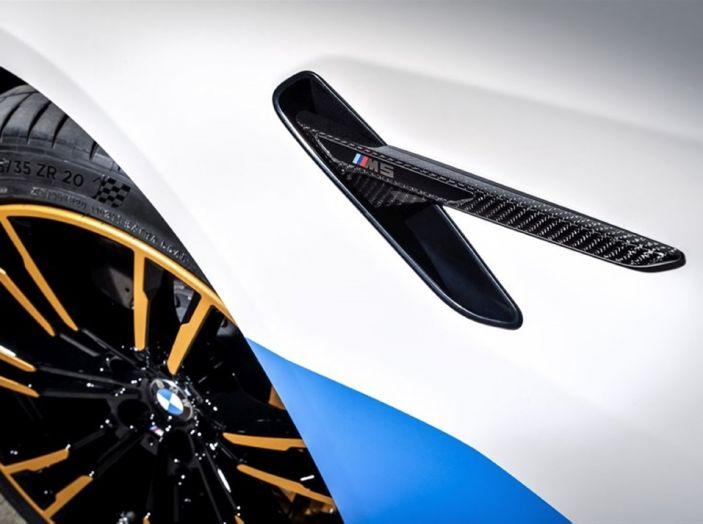 La nuova BMW M5 xDrive è Safety Car della MotoGP 2018 - Foto 13 di 16