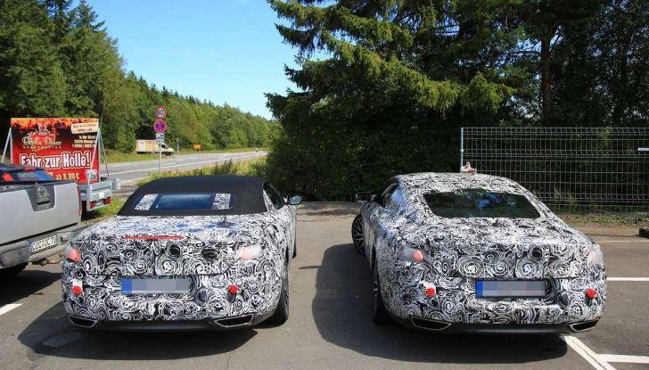 BMW Serie 8 Coupè e Cabrio, nuovi test in vista del debutto - Foto 16 di 17