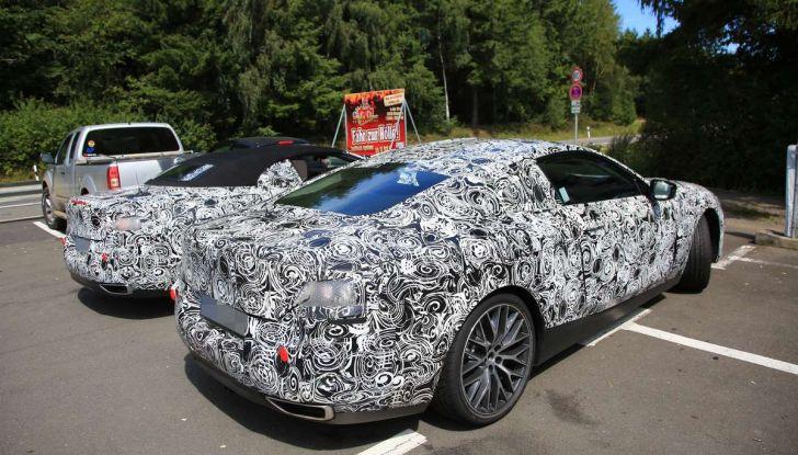 BMW Serie 8 Coupè e Cabrio, nuovi test in vista del debutto - Foto 11 di 17