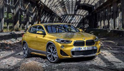 Nuova BMW X2 – Prova su strada