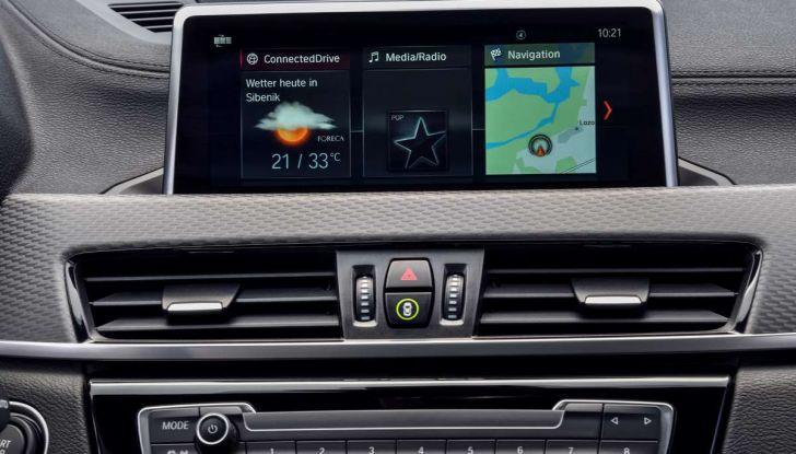 BMW X2, prezzi, informazioni e caratteristiche del SUV - Foto 16 di 29
