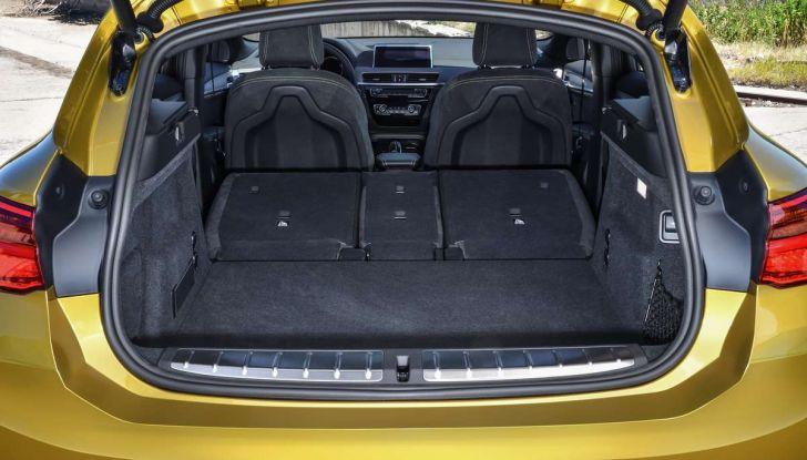 BMW X2, prezzi, informazioni e caratteristiche del SUV - Foto 17 di 29
