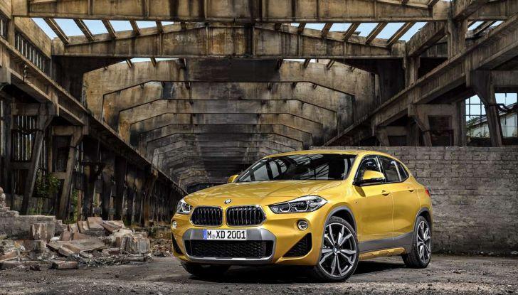 BMW X2, prezzi, informazioni e caratteristiche del SUV - Foto 20 di 29