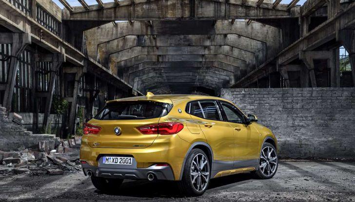 BMW X2, prezzi, informazioni e caratteristiche del SUV - Foto 21 di 29
