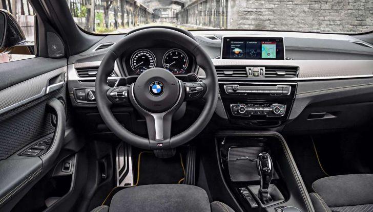 BMW X2, prezzi, informazioni e caratteristiche del SUV - Foto 22 di 29