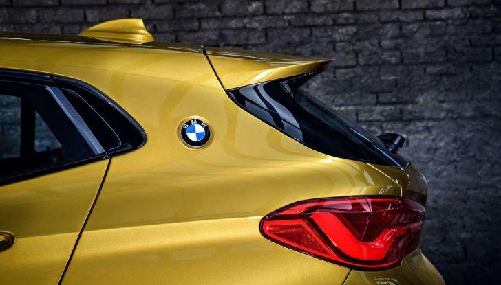 BMW X2, prezzi, informazioni e caratteristiche del SUV - Foto 25 di 29