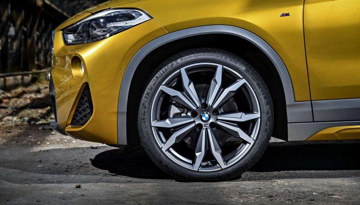 BMW X2, prezzi, informazioni e caratteristiche del SUV - Foto 9 di 29