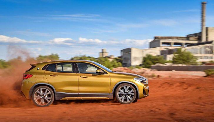 BMW X2, prezzi, informazioni e caratteristiche del SUV - Foto 5 di 29