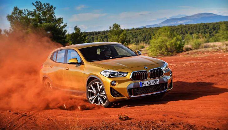 BMW X2, prezzi, informazioni e caratteristiche del SUV - Foto 6 di 29